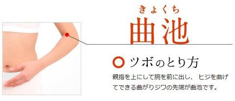 曲池(きょくち)